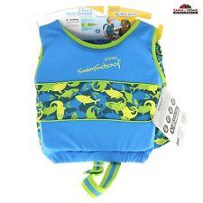 Kids' Swim Trainer Life Vest 33-55 lbs 2 Piece ~ New