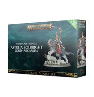 EtB Astreia Solbright, Lord-Arcanum - Warhammer Age of Sigmar - Brand New! 71-12