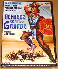 ALFREDO EL GRANDE / ALFRED THE GREAT - English Español - Precintada