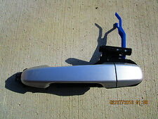 12 - 14 TOYOTA CAMRY LE SE XLE HYBRID REAR DRIVER LEFT SIDE EXTERIOR DOOR HANDLE