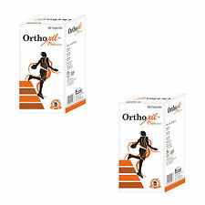 Osteoarthritis Joint Pain Stiffness Arthritis Supplements OrthoxilPlus 120 Pills