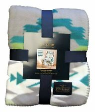New Pendleton Home Collection Classic Throw Reversible Jacquard