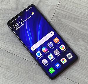 "Huawei P30 (ELE-L29), Black, 128GB, dual SIM, 6.1"" FHD+ OLED, good -689"