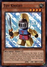 2015 Yu-Gi-Oh Secrets of Eternity #SECEEN093 Toy Knight C