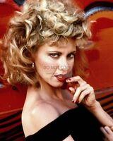 "OLIVIA NEWTON-JOHN IN THE FILM ""GREASE"" - 8X10 PUBLICITY PHOTO (FB-412)"
