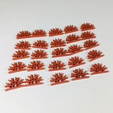 K'NEX Micro Parts - Red Five Way Connector - Lot Of 25 - KNEX - Part - Spares
