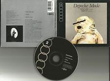 DEPECHE MODE new life / Shout 3TRX w/ RARE MIXES Digi LIMITED USA CD single 1991