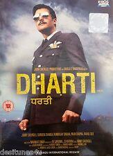 DHARTI - PUNJABI - BOLLYWOOD DVD - FREE POST