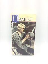 Hamlet VHS 1988 Shakespeare Paramount