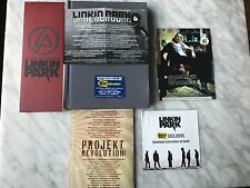 Linkin Park Minutes To Midnight CD/DVD LTD ED. w/Hype sticker Chester Bennington