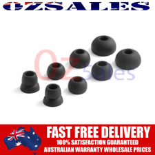 4 Sets Silicone Earbuds For Sennheiser CX200 CX300 CX400 CX500 CX95 MM50 MM70