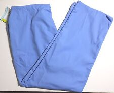 Prism Medical Light Blue Nurses Uniform Scrub Bottoms Sz 3XL NWT