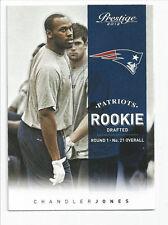 Chandler Jones Patriots 2012 Prestige Rookie #211