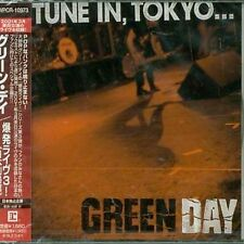 Tune in Tokyo [EP] by Green Day (CD, Aug-2001, Reprise)  with OBI