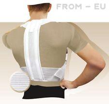 TONUS ELAST Upper Back Posture Corrector, Lumbar & Thoracic Support Brace Belt
