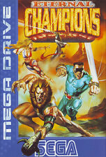 ## SEGA Mega Drive - Eternal Champions / MD Spiel ##