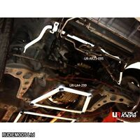 Ultra Racing Front Lower Strut Brace Mazda MX5 Mk1 NA and Mk2 NB