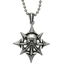 Old Glory Demon Compass Pendant