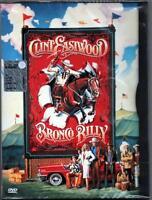 BRONCO BILLY - DVD WARNER SNAPPER Z8 18588 NUOVO SIGILLATO PRIMA STAMPA  RARO