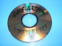 GAME-A-ROMA SHAREWARE 99 Games (PC Disc Only) Commander Keen Jazz Jackrabbit