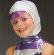 Ballet Dance Sports Shiny Lycra Party Fancy Dress Neon Headband All Colours Katz