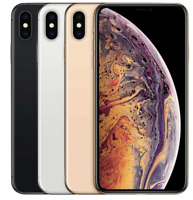 🔥Apple iPhone XS MAX 64 GB UNLOCKED 🔥📱Smartphone Verizon Sprint AT&T T-Mobile