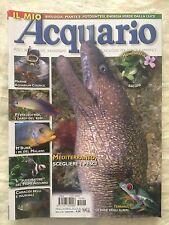 IL MIO ACQUARIO n.104 anno 2007 rivista di pesci rettili piante invertebrati...