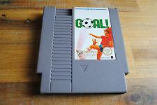 Jeu GOAL ! (foot) pour Nintendo NES