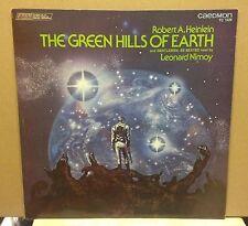 LEONARD NIMOY The Green Hills Of Earth & Gentlemen Be Seated 1977 Vinyl LP EXCEL