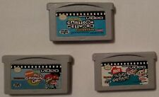 Cartoon Network Nickelodeon GBA Video Cartridges - Tested & Work Great!