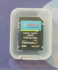 FORD MCA V10 2020-2021 NAVIGATION SD CARD EUROPE GALAXY S-MAX MONDEO FOCUS KUGA