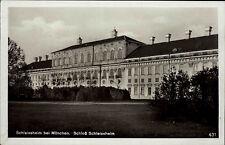 Oberschleißheim bei München Bayern ~1940 Schloss Schleissheim Schleißheim Palast