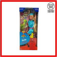 Disney Pixar Barbie Toy Story 2 Tour Guide Barbie Mattel 24015 BNIB Special