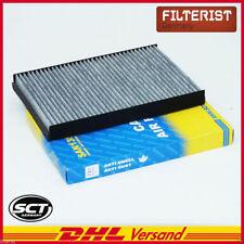 Hombre carbón activado-espacio interior filtro audi a4 b9 a5 q5 q7