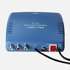 NAC-PRO Cable TV AV to RF Converter new audio video to rf converter