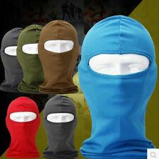 Tactical Balaclava Hood Sunscreen Full Face Cover Hunting Cycling Ski