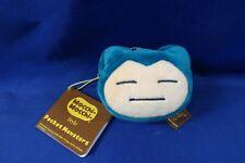 Snorlax, Takara Tomy Pokemon Plush Mocchi Face Mascot Toy , Pocket Monster