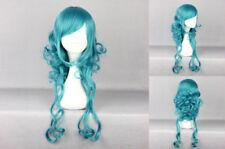Lange Echthaar-Perücken & -Haarteile in Goldblond für Erwachsene Kunst