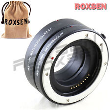 Auto Focus Macro Extension Tube Adapter 10 16mm for Canon EOS M mount M2 M3 M10