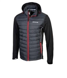 Mercedes AMG Functional  Men's Jacket Selenite Gray Size XL B66957498 Best Gift