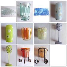 Markenlose Deko-Gefäße & -Schalen aus Glas