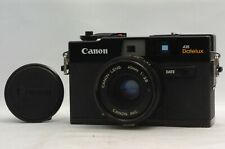 @ Ship in 24 Hours! @ Canon A35 Datelux 35mm Film Rangefinder Camera 40mm f2.8