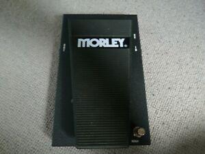 Morley Power Wah pedal (original model circa 1998)