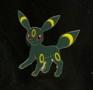 Pokemon UMBREON COLLECTOR'S PIN (Release date: July 2017) - NEW