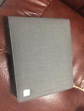 Kaco pen pouch pen case bag, Gray Color, Business Style, 20 Pen Pockets