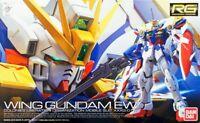 GUNDAM 1/144 Wing Gundam EW XXXG-01W Real Grade Model Kit Robot Bandai RG 20
