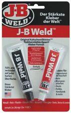 JB Weld 94001D stärkster 2-Komponenten Kleber Öl- und Säurebeständig 2x28,4g