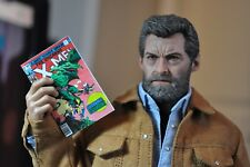 1/6 scale 6 Custom Comics from Logan for your X-Men and Wolverine Action Figures
