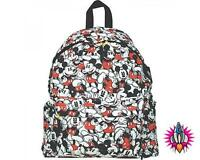 OFFICIAL DISNEY MICKEY MOUSE REPEAT MONTAGE SCHOOL BACKPACK RUCKSACK BAG