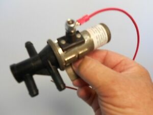 Dual Tank 12 Volt Electric Switching Valve